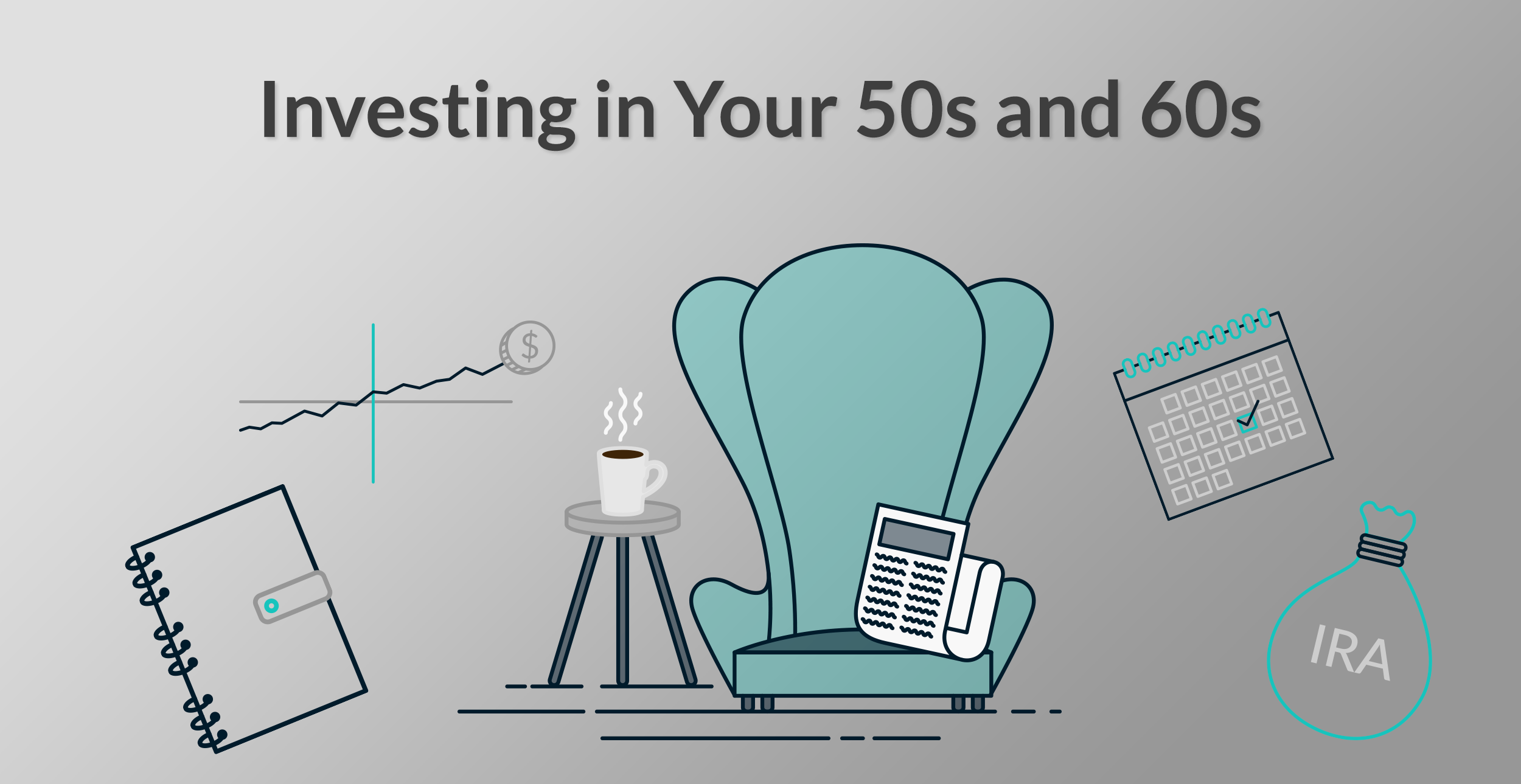 Investing in Your 50s and 60s