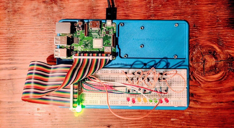 Ruby Driven LED Arrays