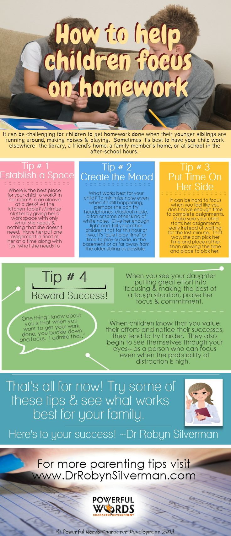 6 Simple Ways to Improve Your Child's Focus   Understood - For learning and thinking differences