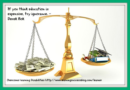 if you think education is expensive try ignorance The critical thinking company publishes prek-12+ books and software to develop critical thinking in core subject areas if you think education is expensive, try ignorance - derek bok ignorance submits to what is dictated to it.