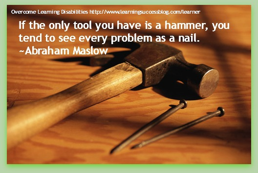 """""""when the only tool you have A tool can have as many parts in it as you like only name one part handle if you have multiple parts called handle."""
