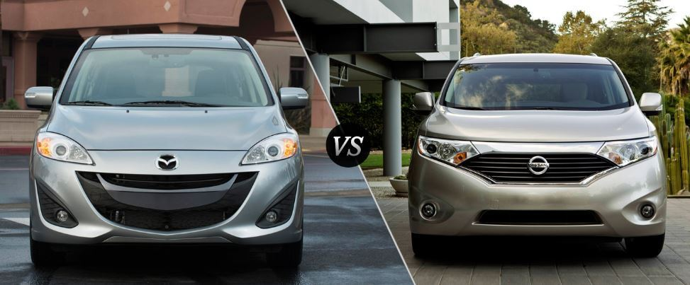 Nissan Campbell River >> Mazda 5 Vs Nissan Quest Near Campbell River And Nanaimo