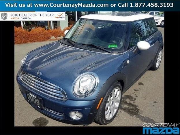 2009 Mini Cooper for Sale near Comox - Vancouver Island Used Cars
