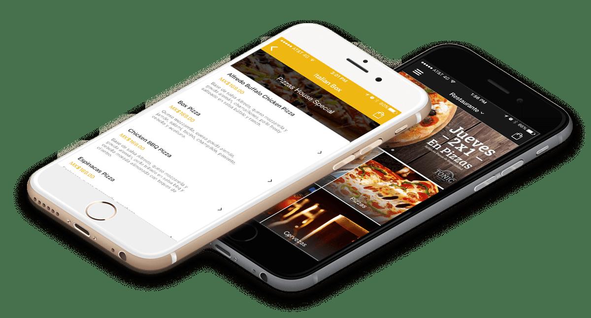 app para pedidos