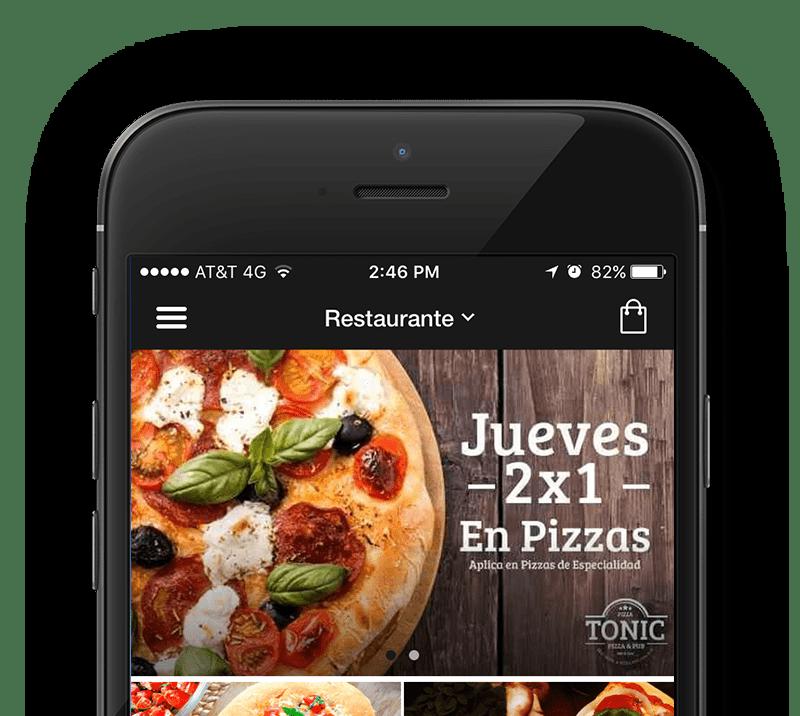 Promociones en mi app
