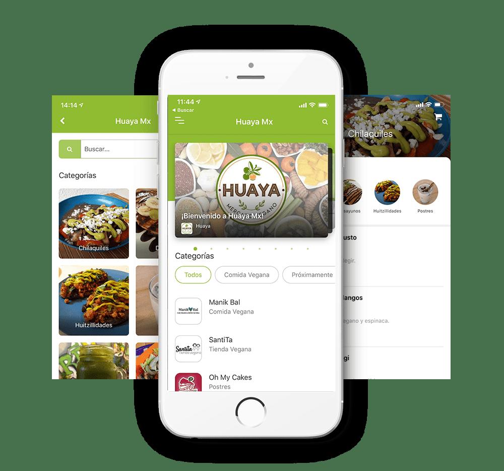app para restaurantes
