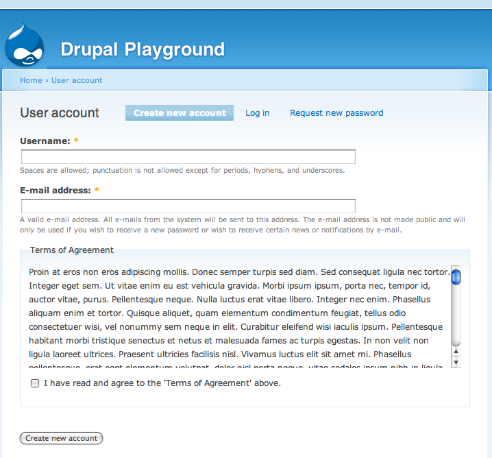 Custom Form Overrides with Drupal 6 Preview