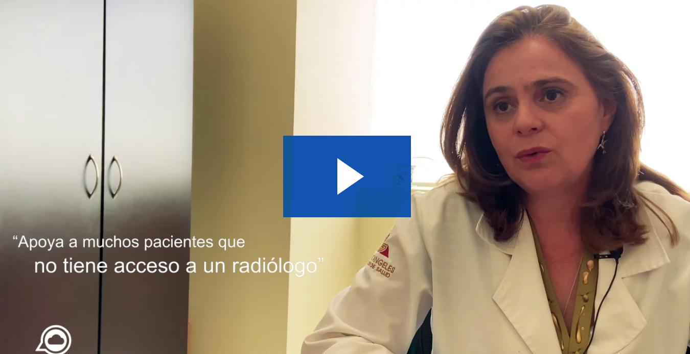 Casos de éxito NUBIX: Dra. Maria del Carmen García
