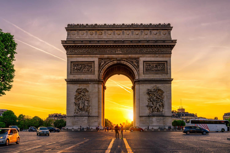 Qué hacer en París: Arco del triunfo - Avantrip Blog