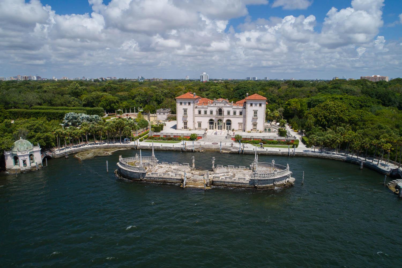 Lugares poco conocidos de Miami: Villa Viscaya