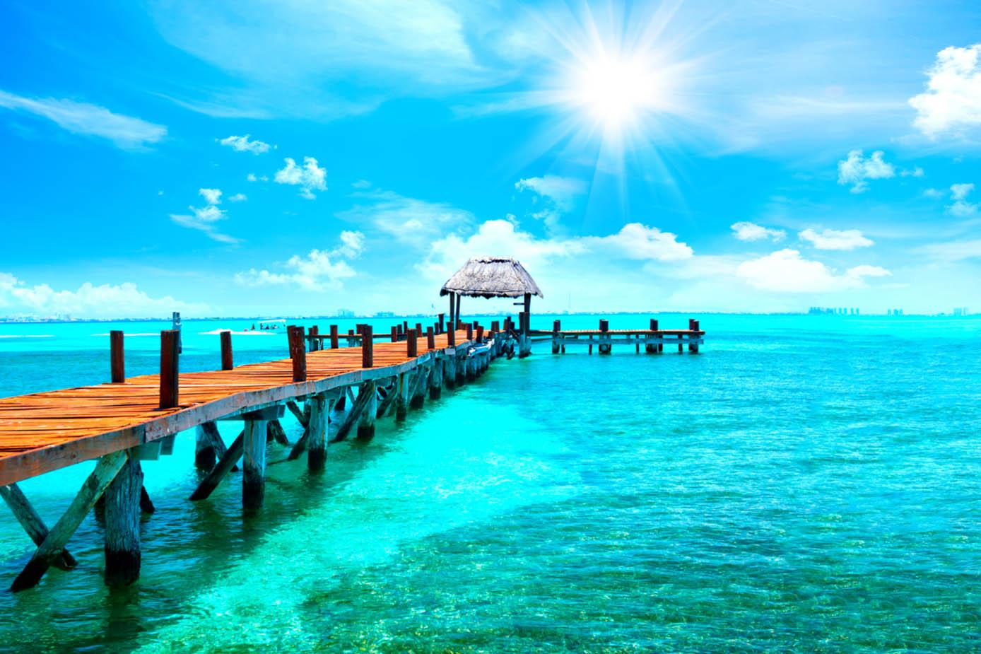 que hacer en Cancun: Disfrutar de las playas - Avantrip Blog