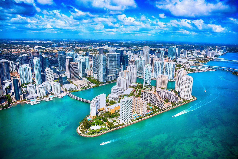 Los países que no exigen hacer cuarentena: Miami, Estados Unidos