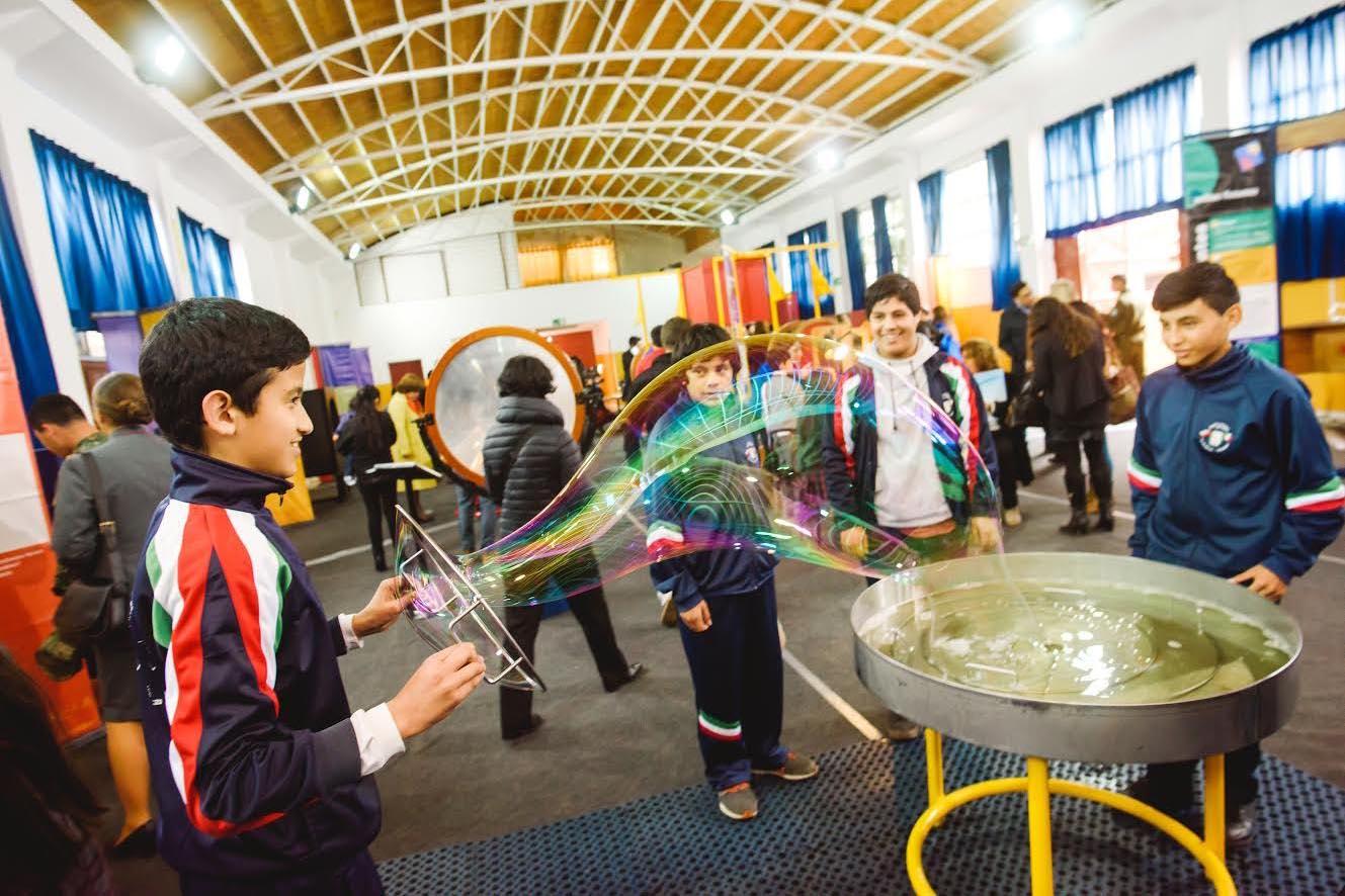 viajar a Santiago de Chile con niños: Museo Interactivo Mirador (MIM) - Avantrip Blog