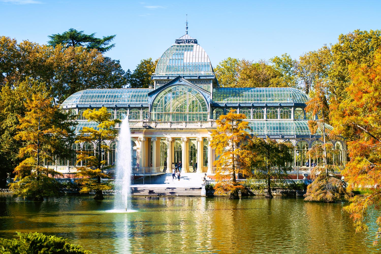 Viaje a Madrid: Parque del Retiro - Avantrip Blog