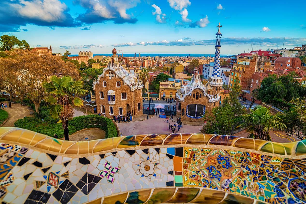 Lo mejor de Barcelona: Park Güell - Avantrip Blog