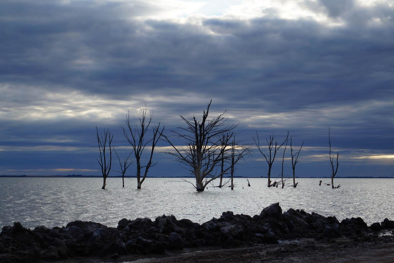 El pueblo fantasma de Epuyén, un escenario muy tenebroso y fotogénico de Argentina