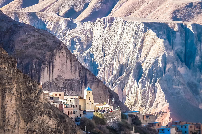 Los mejores lugares para ver en Salta - Iruya