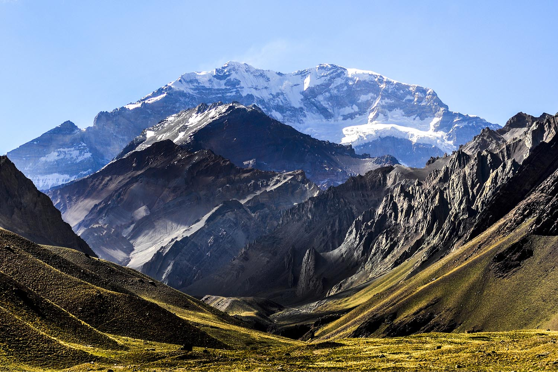 Viajar a Mendoza - Aconcagua