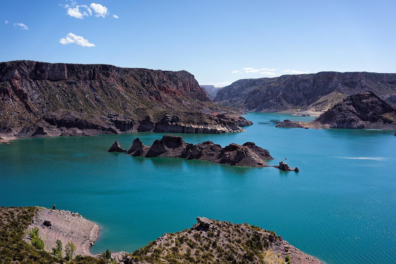 Viajar a Mendoza - Cañón del Atuel