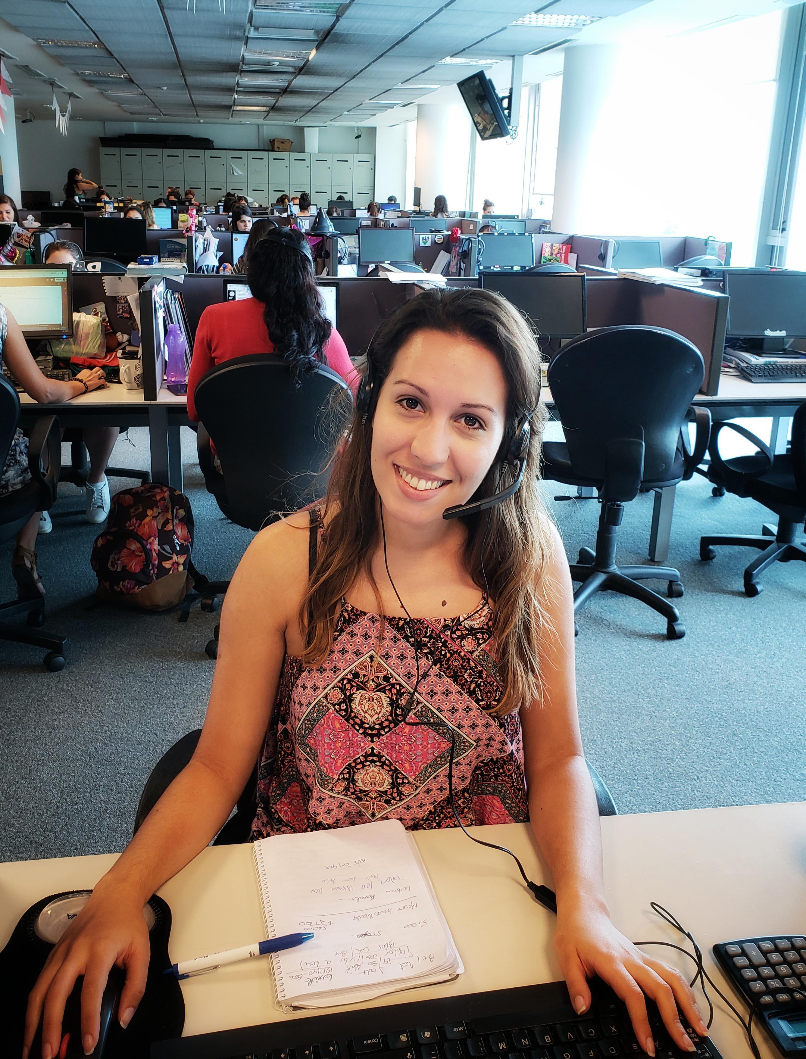 Marcela Rodenas es especialista en Cuba en el Call de Avantrip