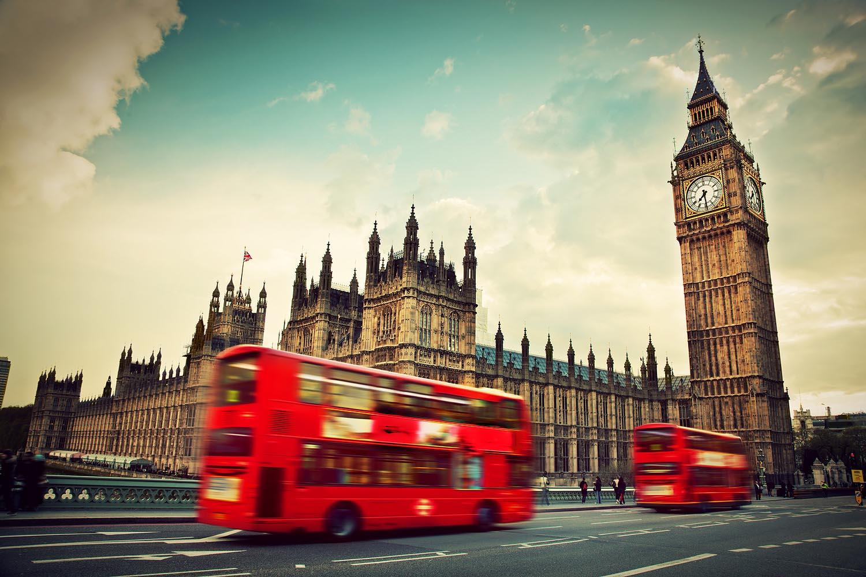 El Big Ben, un símbolo de Londres