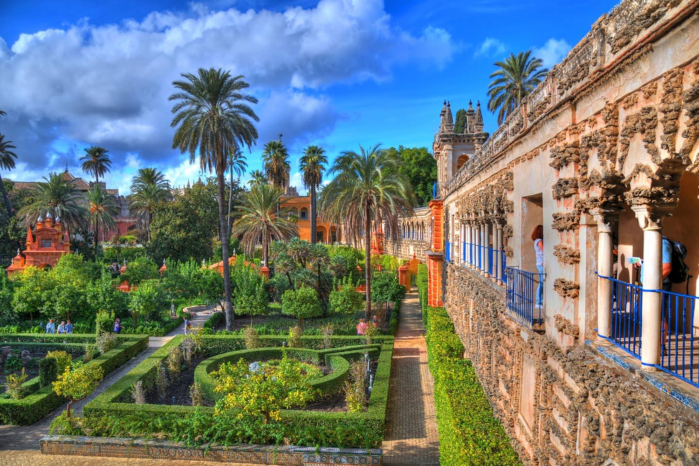 """El Alcázar de Sevilla es """"Dorne"""", uno de los lugares más bellos de la serie"""