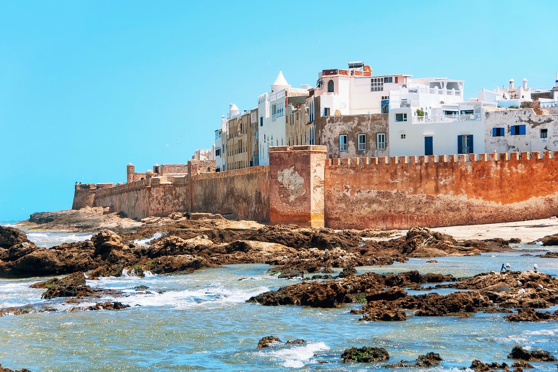 Marruecos fue uno de los países que más locaciones le dio a Game of Thrones y Essaouira es una de ellas