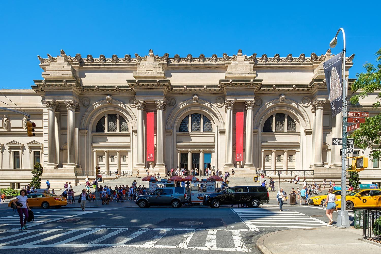 Los imperdibles de Nueva York: MET
