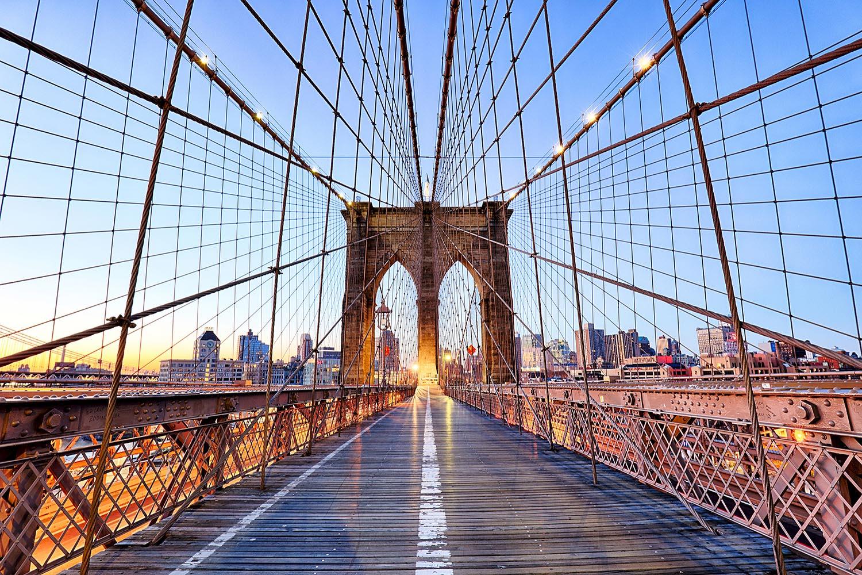 Los imperdibles de Nueva York: Puente de Brooklyn