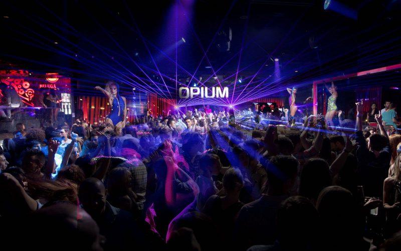 Los mejores boliches de Barcelona - Opium