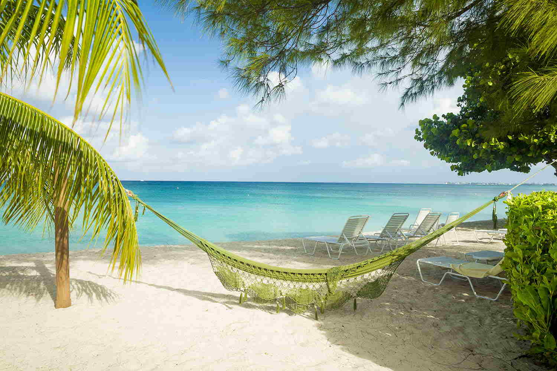 La Seven Mile Beach es un paraíso en las Islas Caimán