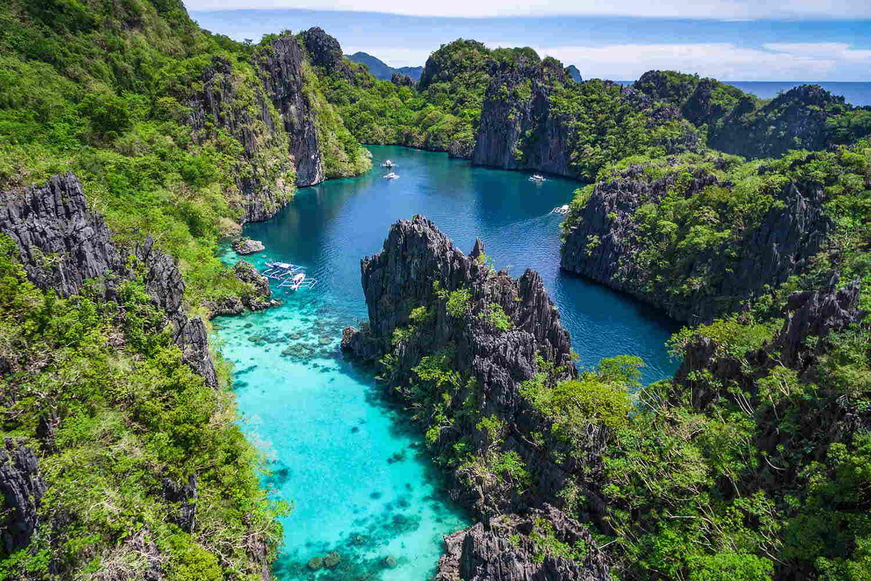 El Nido, la playa más famosa de Filipinas, un destino que se puso de moda