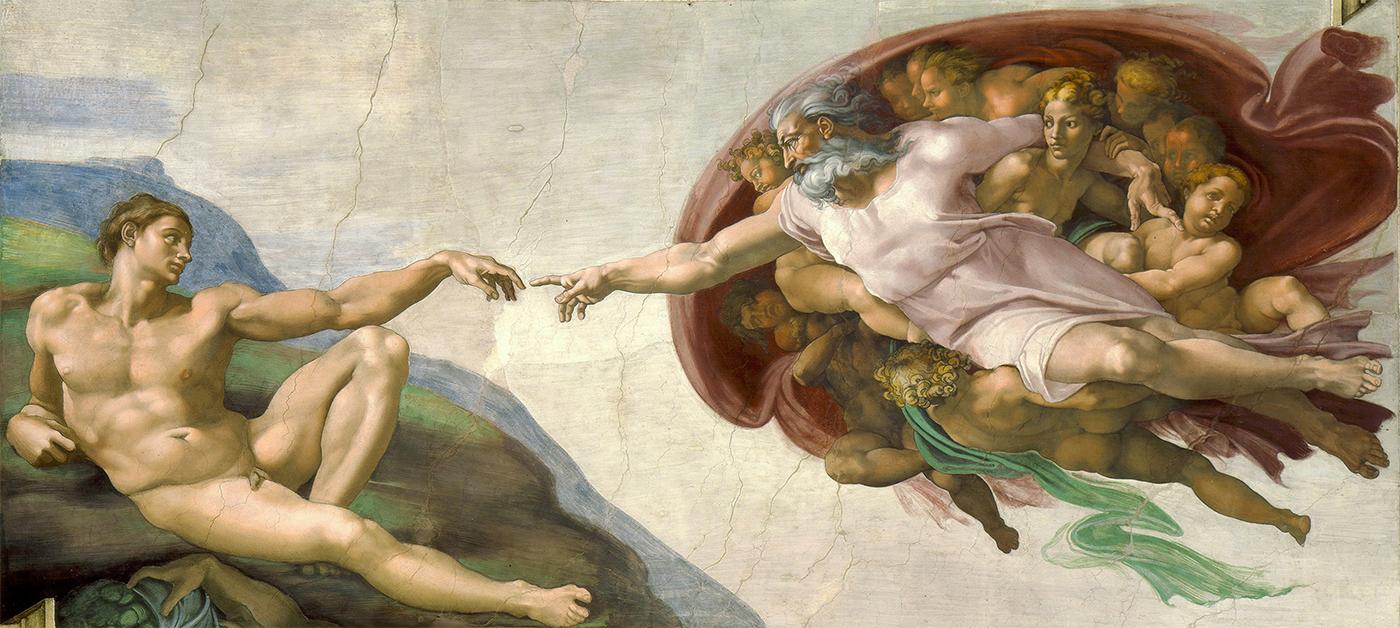 Los frescos de Miguel Ángel en la Capilla Sixtina son considerados una de las obras cumbre de la historia de la pintura