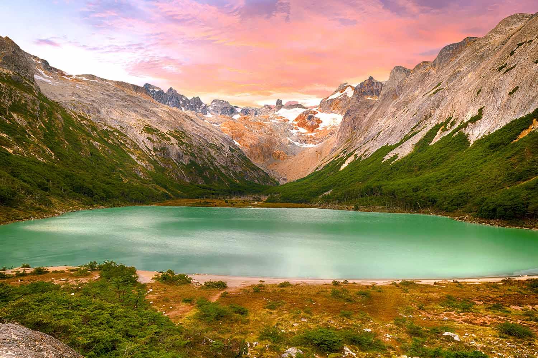 A pocos kilómetros de Ushuaia, vas a encontrar uno de los secretos mejores guardados de Argentina