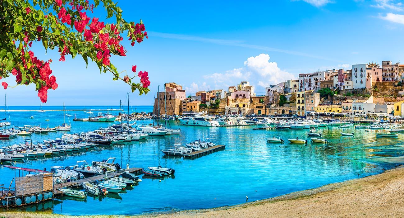 La isla italiana de Sicilia es uno de los destinos que pondrá en marcha incentivos para viajar postpandemia
