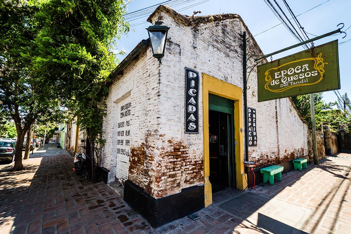 Los lugares para visitar en Tandil - Época de quesos