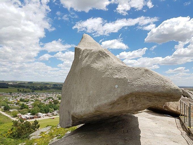 Los lugares para visitar en Tandil: La piedra movediza