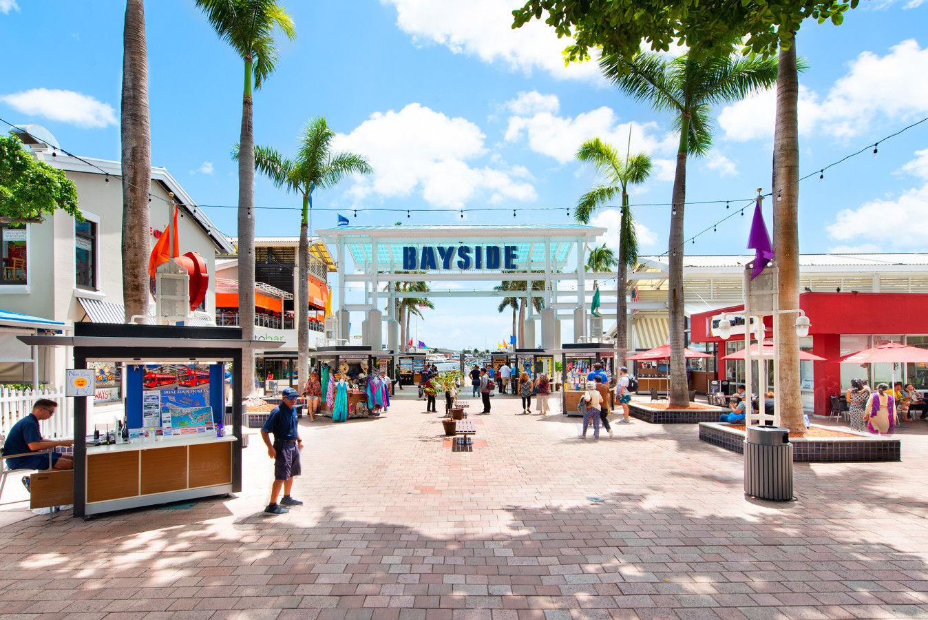 Dónde ir de compras en Miami - Bayside Marketplace