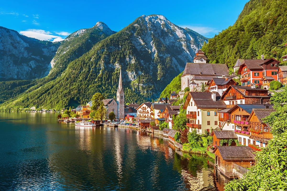 Los países que permiten comprar su ciudadanía: Austria