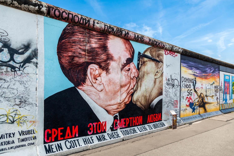 Los lugares que hay que visitar en Berlín - El muro