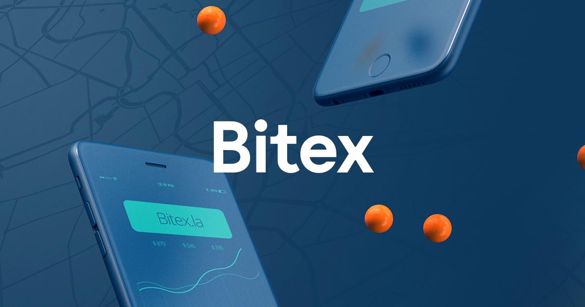 Bitex, servicios financieros blockchain