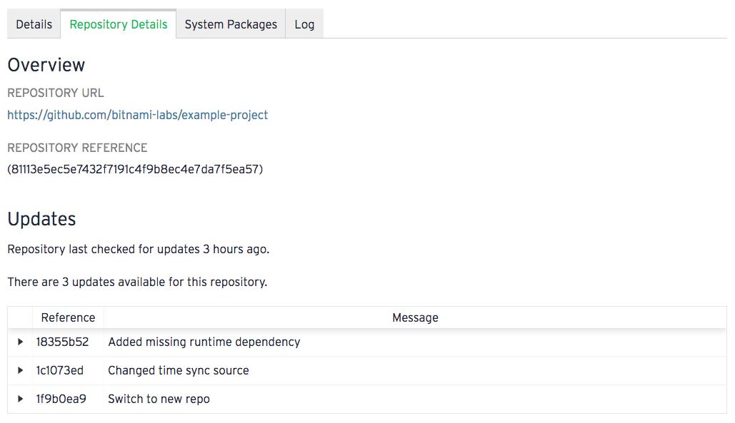 Bitnami Blog: Announcing New Stacksmith Features - Git