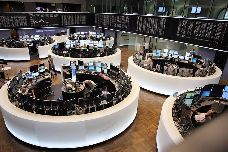 الأسهم الأوروبية تنخفض 6٪ وأسعار النفط تنهار
