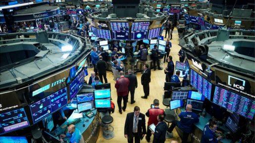 تراجع قطاع التكنولوجيا بالأمس قابله ارتفاع للصناعة والمواد والبنوك