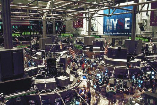 أول تراجع شهري بعد 5 ارتفاعات لمؤشرات الأسهم الأمريكية