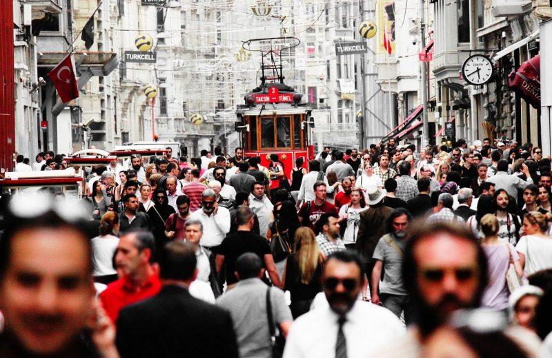 أداء الاقتصاد التركي أفضل بكثير من نظرائه في الربع الثالث