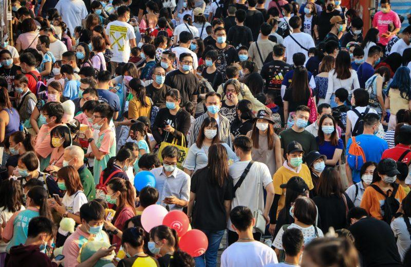 صرح عالم من مركز مكافحة الأمراض إن الولايات المتحدة مازالت بعيدة عن مناعة القطيع