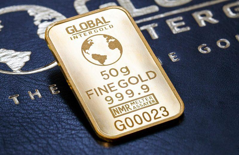الذهب يقترب من 1800 دولار للأونصة.