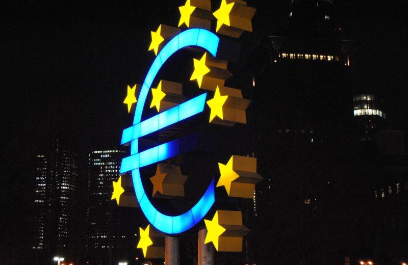 البنك المركزي الأوروبي يبقي أسعار الفائدة وشراء السندات دون تغيير