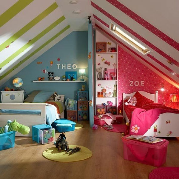 carrodemola cores diferentes quarto